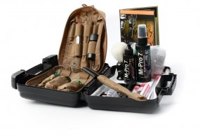 Hoppe`s m-pro 7 advanced small arms cleaning kit