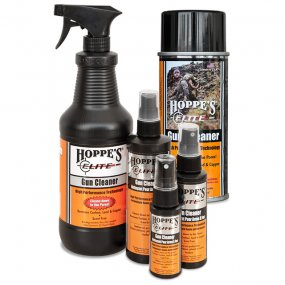 HOPPE´S ELITE GUN CLEANER SOLVENT, 4OZ SPRAYBURK