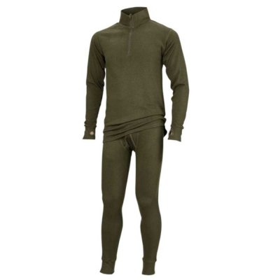 Terry Wool M Base layer Set